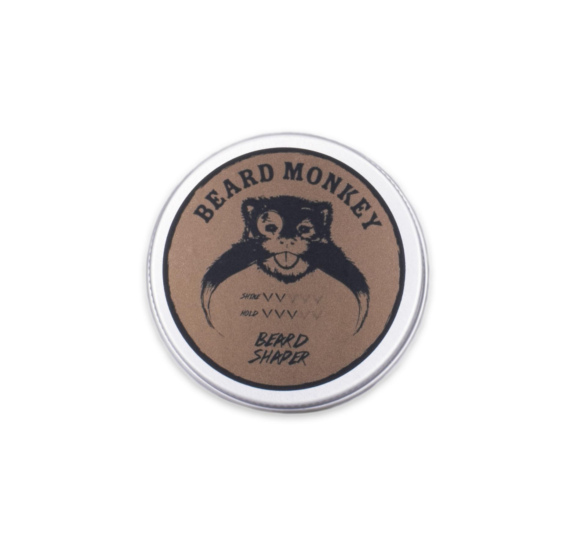 Beard Monkey Beard Wax Shaper Sweet Tobacco 60ml e0f3f14dd4333